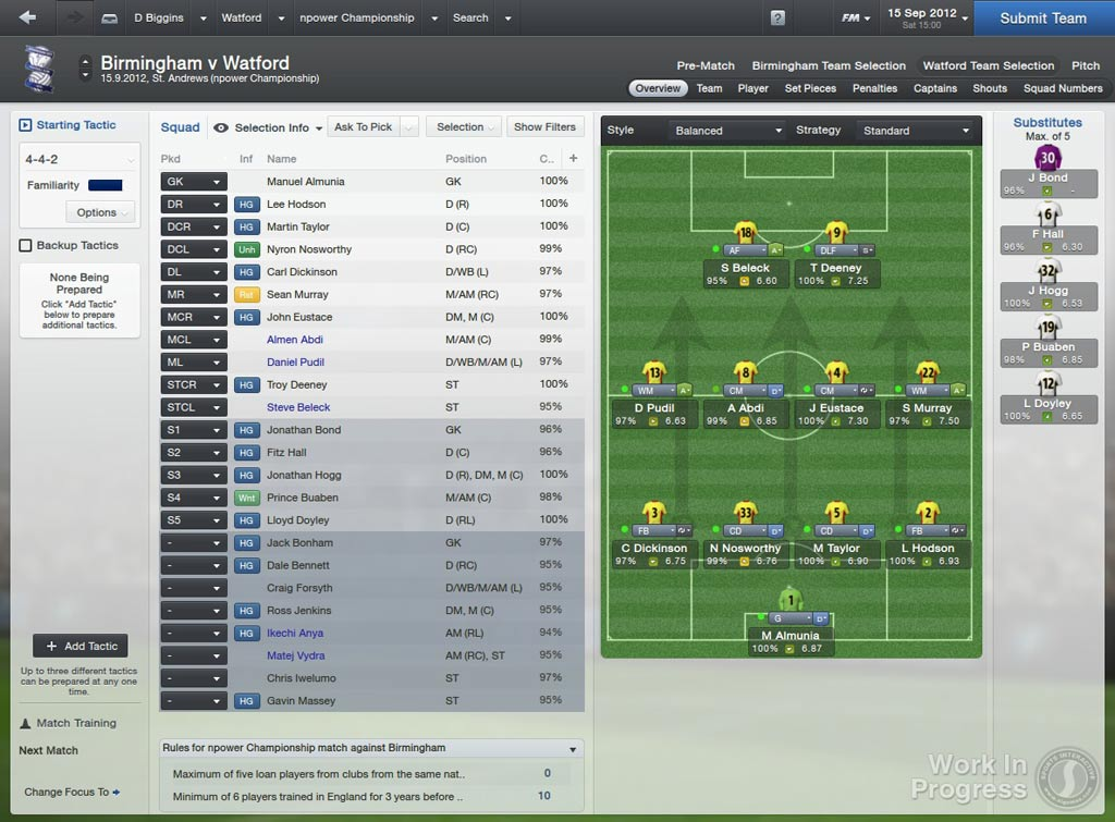 Football Manager 2013 (Steam Gift Worldwide)