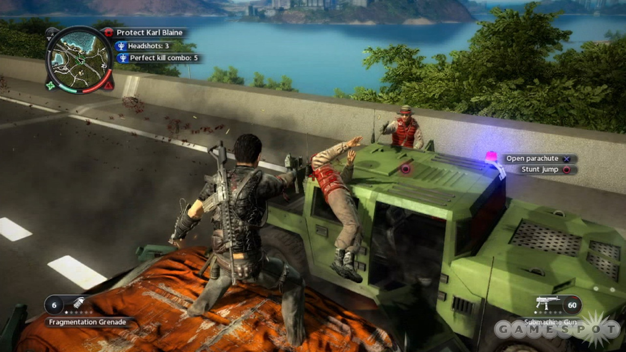 Just Cause 2 (Steam Gift Worldwide | Multilanguage)