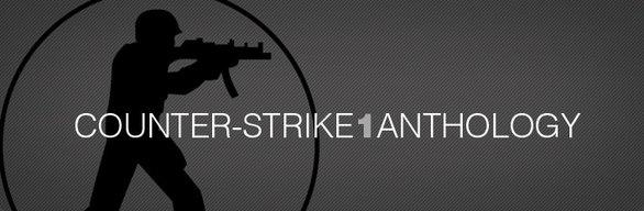 Counter-Strike 1 Anthology (Steam Gift Worldwide)