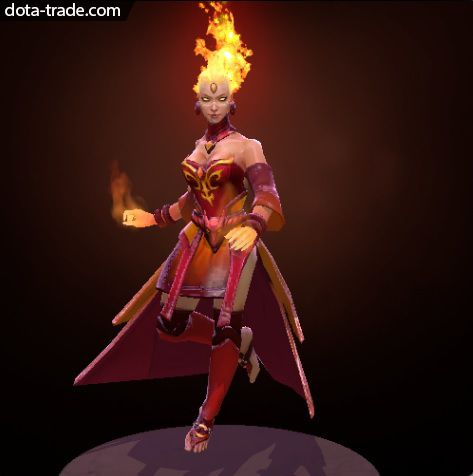 Dota 2 Arcana - Fiery Soul of the Slayer + [Скидки].