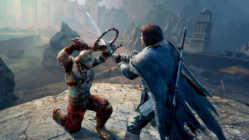 Middle-earth ™: Shadow of Mordor (Steam Gift | RU-CIS)