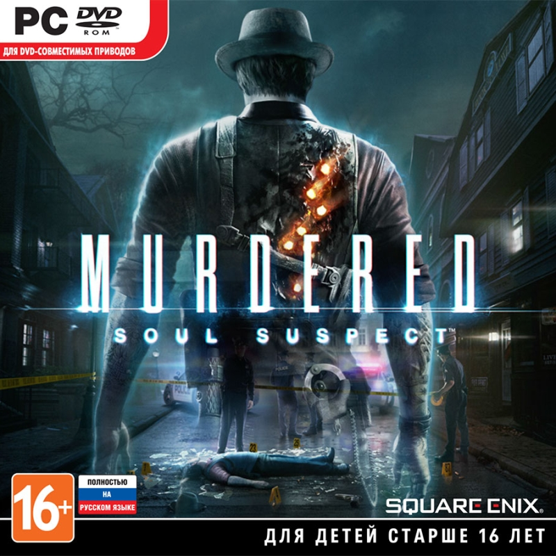 Murdered: Soul Suspect + DLC (Steam | PHOTO)  + СКИДКИ