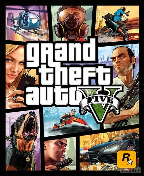 Grand Theft Auto V 5 (GTA 5)  (REGION FREE | MULTILANG)
