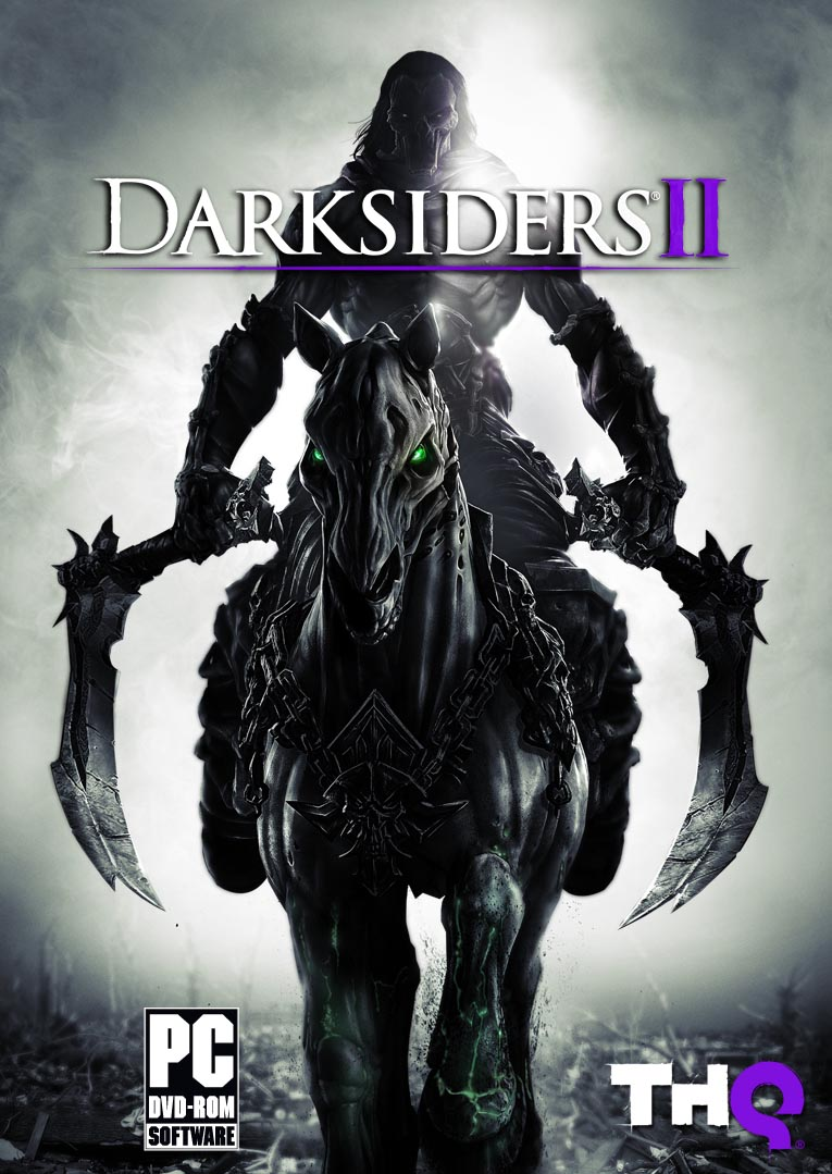 Darksiders 2 II (Steam) + СКИДКИ