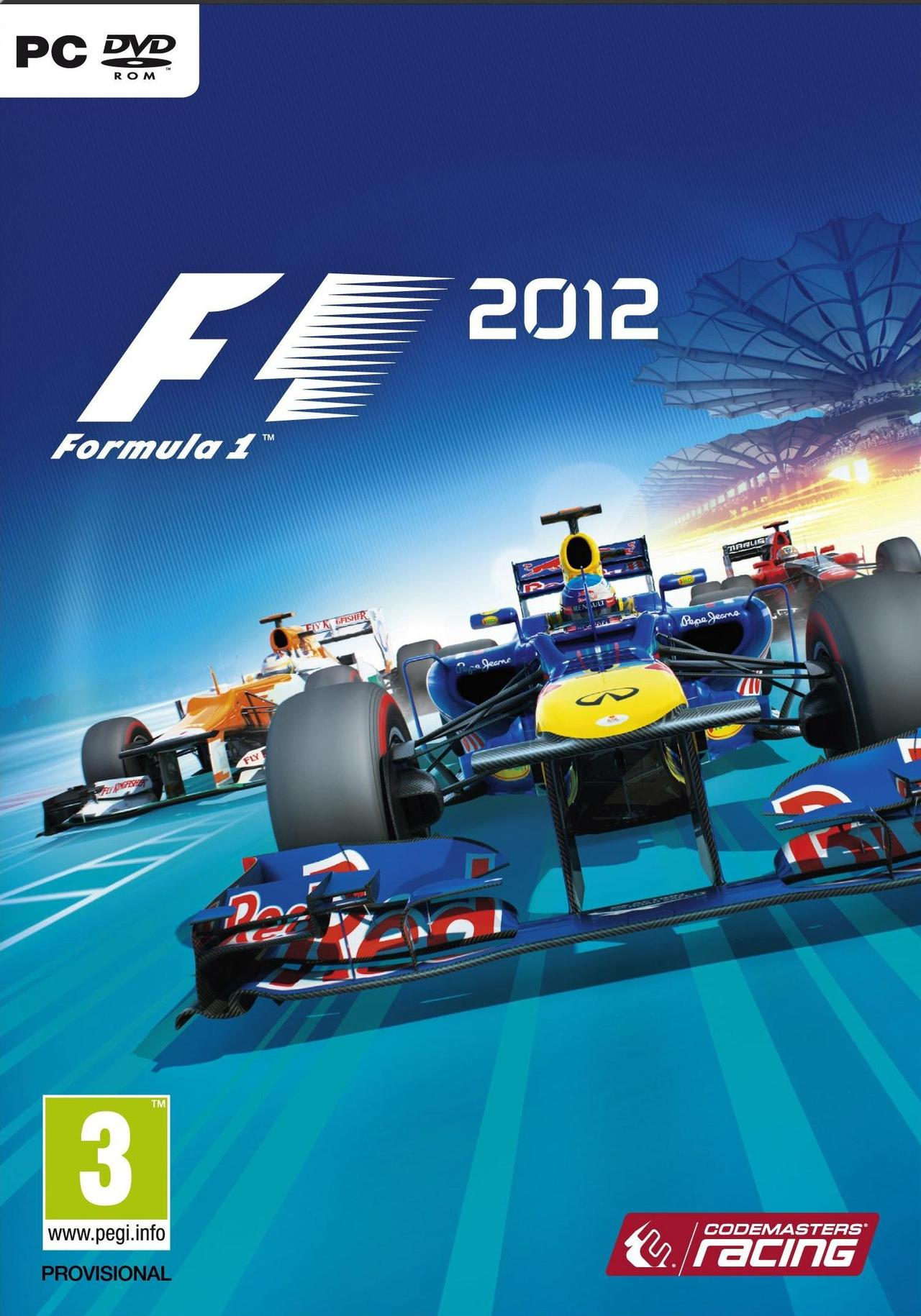 2012 F1 (Formula 1) (Steam) + DISCOUNTS