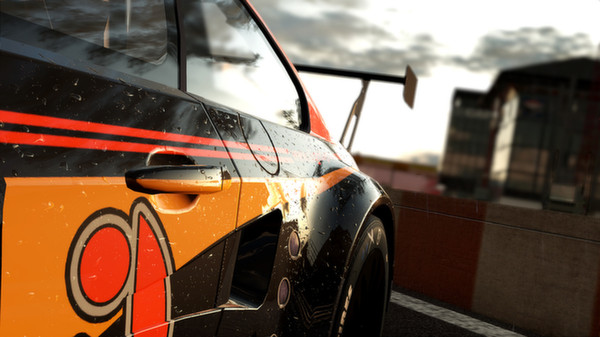 Project CARS + BONUSES (Steam) + PRE-SALE