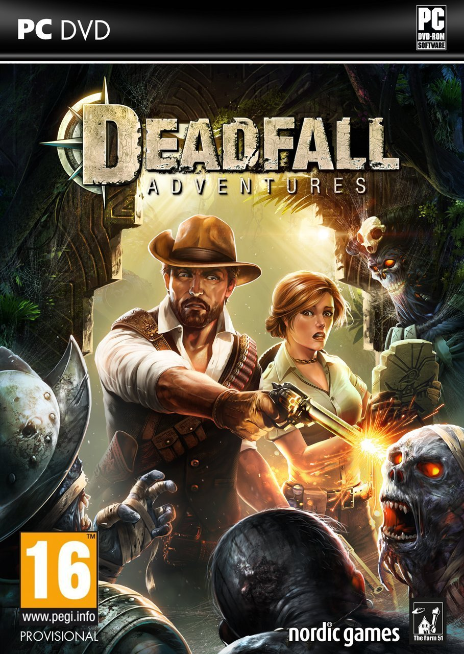 Deadfall Adventures (Steam) + DISCOUNTS
