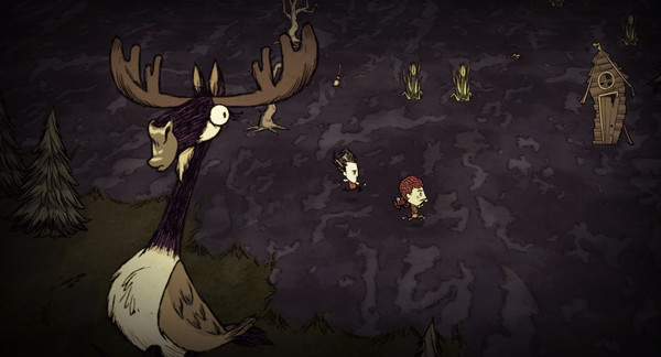 Don´t Starve Together (Steam Gift RU + CIS)