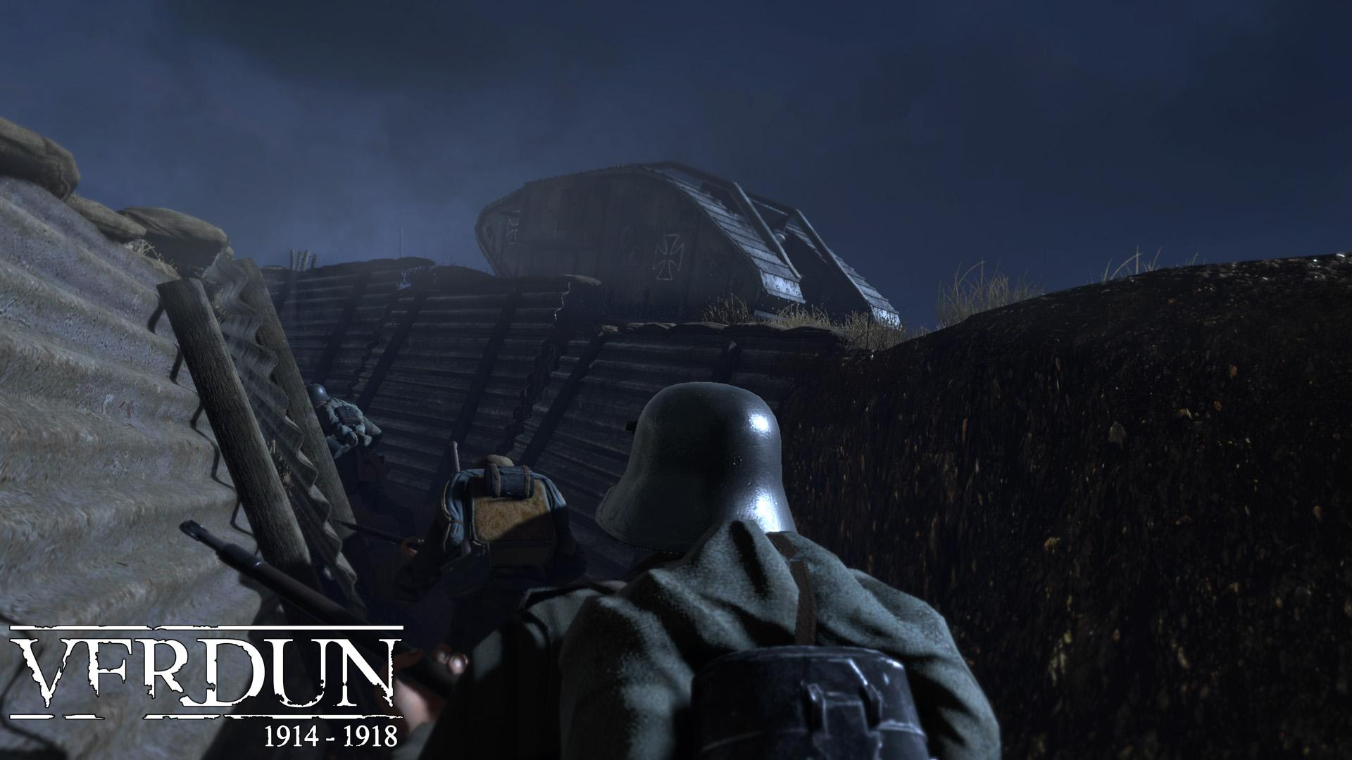 Verdun (STEAM KEY)