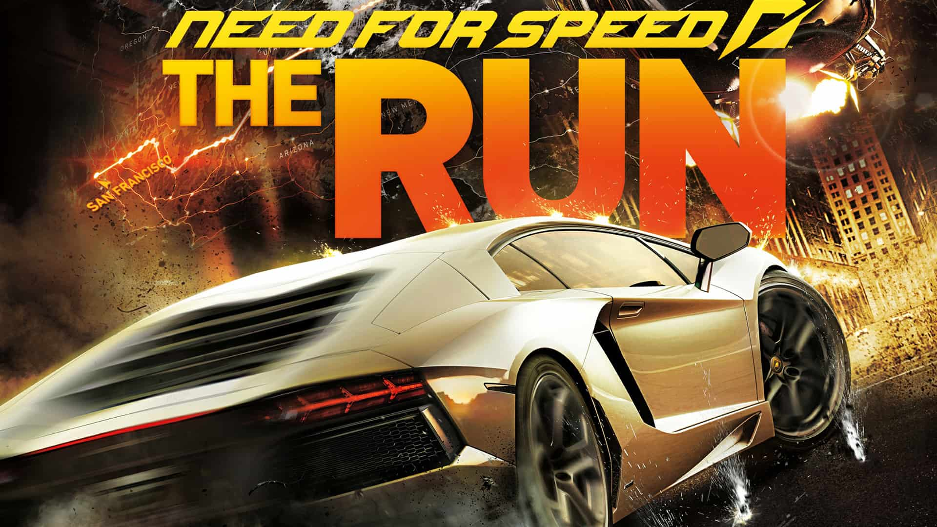 Need for Speed The Run Limited Edition (Warranty)