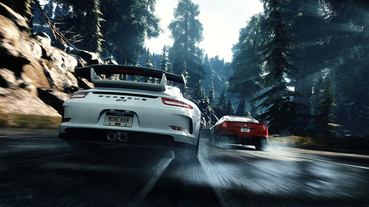 Need for Speed Rivals (Origin) (Promo-Code + Warranty)