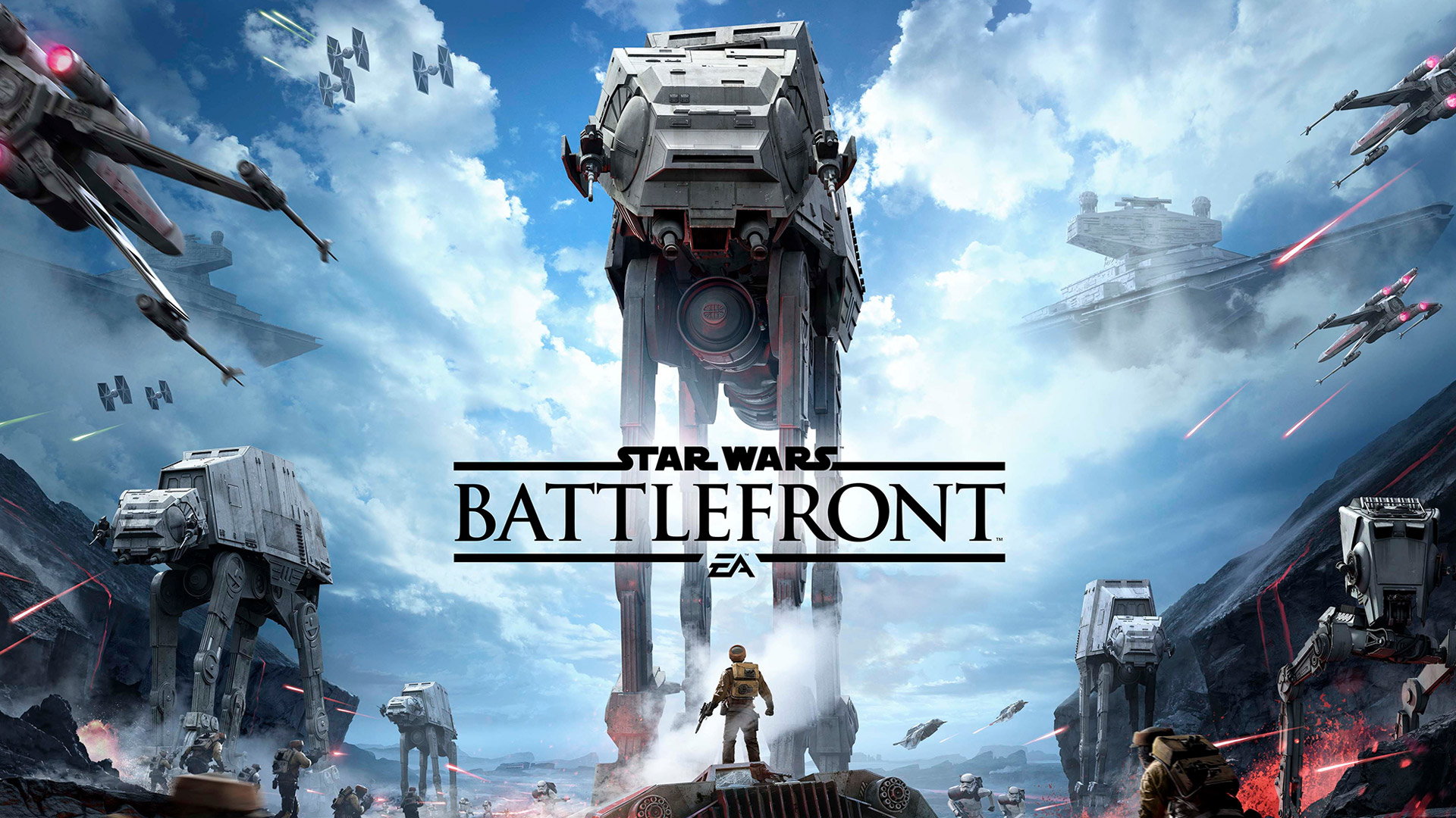 STAR WARS Battlefront Deluxe (RUS/ENG) (Warranty)
