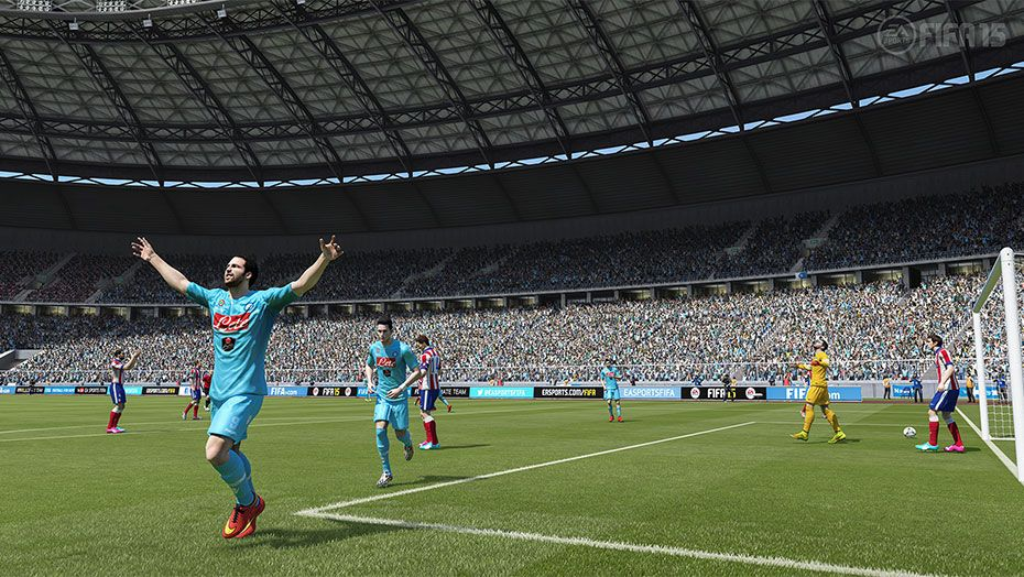 FIFA 15 (RUS/ENG) (Origin) (Region Free | Warranty)