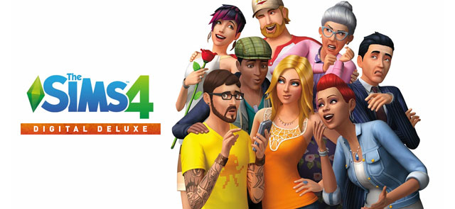The Sims 4 Digital Deluxe (RUS/ENG) (Warranty)