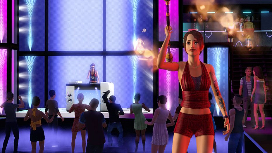 The Sims 3 + DLC Showtime (RUS/ENG) (Warranty)