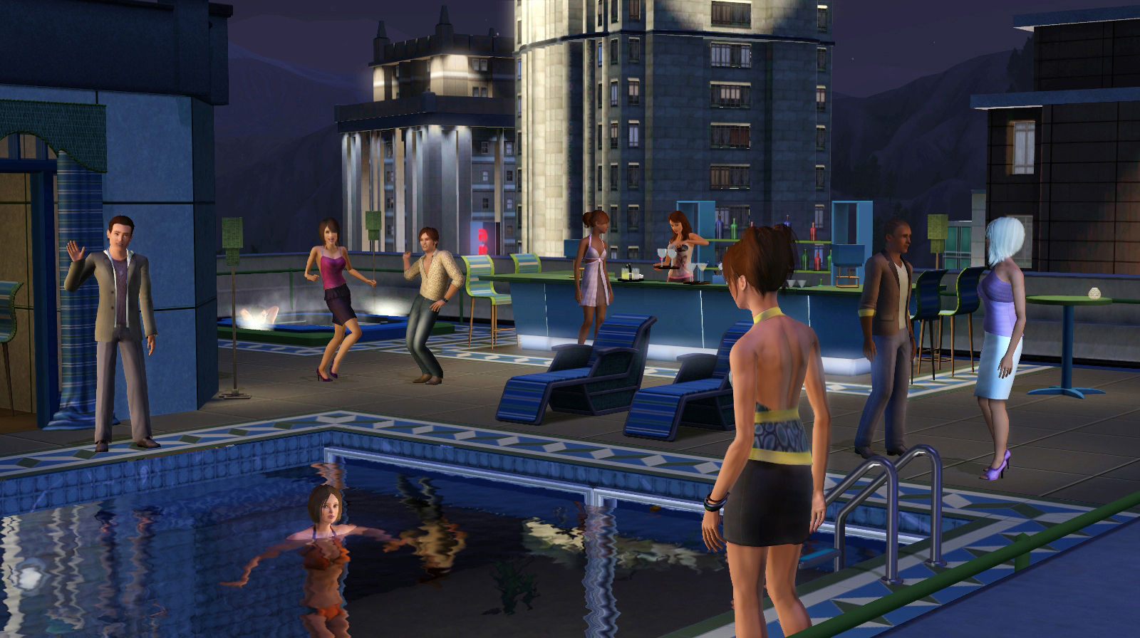 The Sims 3 + DLC Late Night (RUS/ENG) (Warranty)