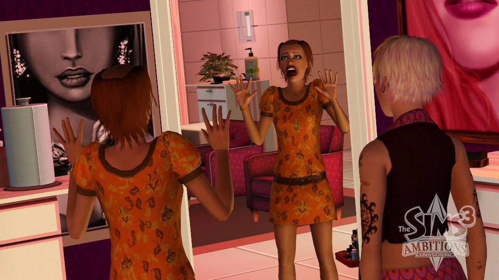 The Sims 3 + DLC Ambitions (RUS/ENG) (Warranty)