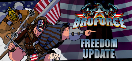 Broforce (RU-CIS/ Steam Gift)