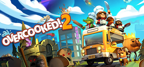 Overcooked! 2 (Steam Gift / ONLY RUSSIA)