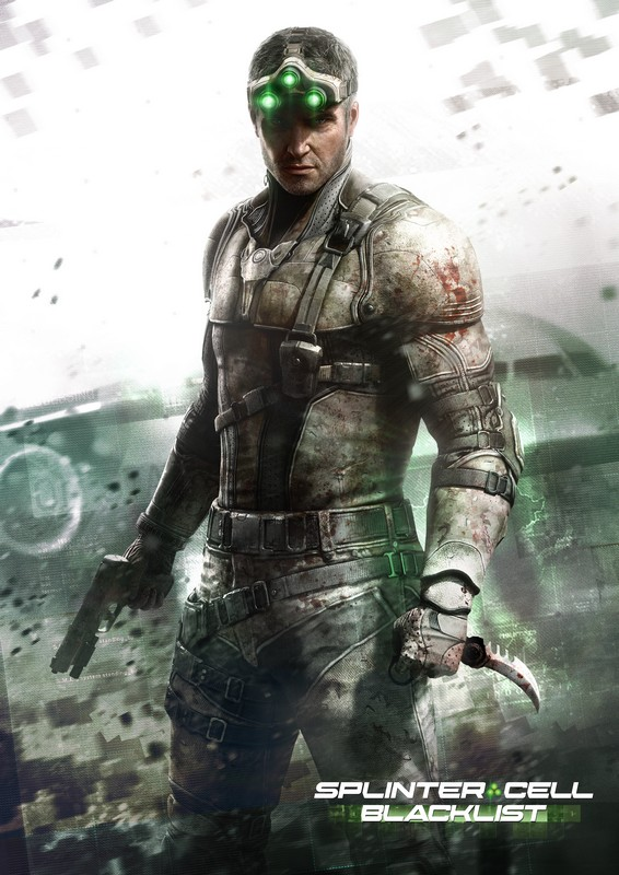 Splinter Cell Blacklist Steam Gift (Region Free)