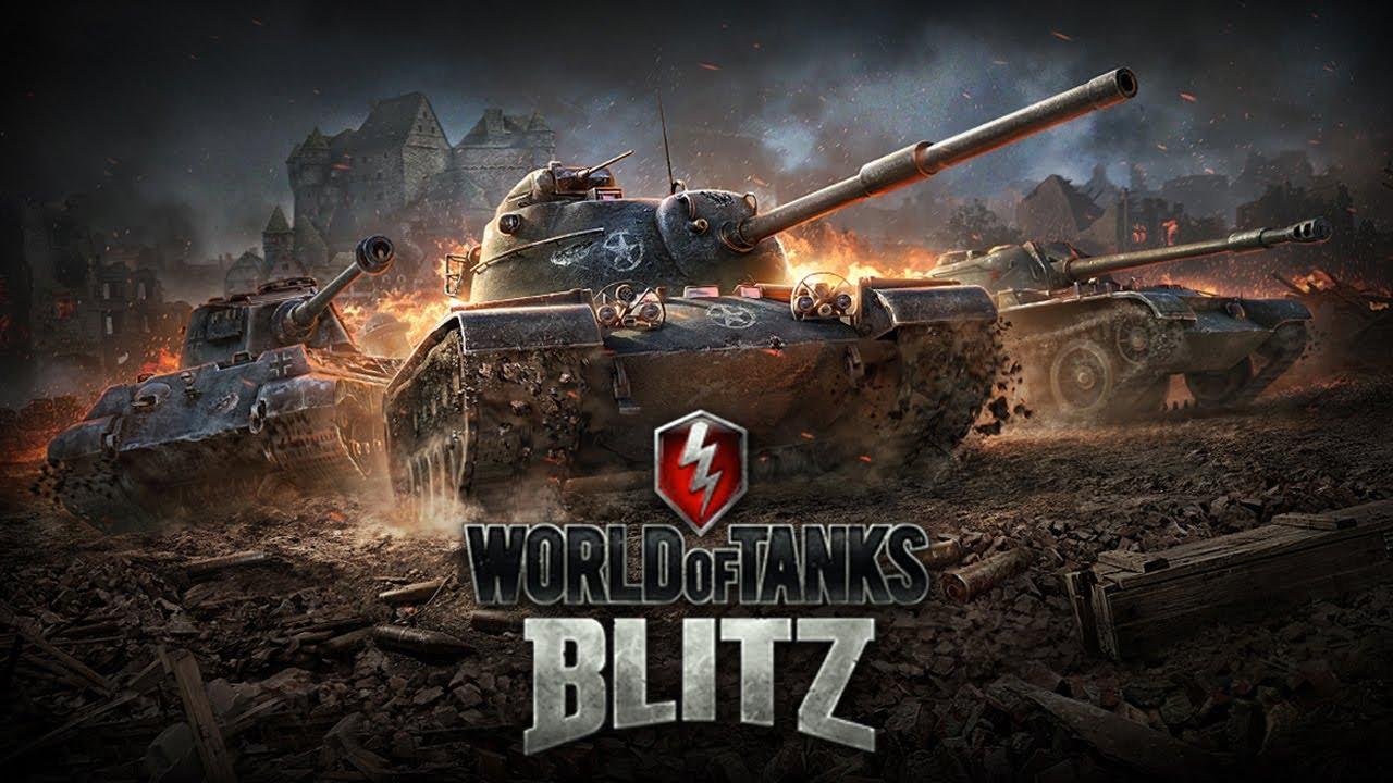Фотография wot blitz аккаунт [танки 10 уровня] гарантия + подарок