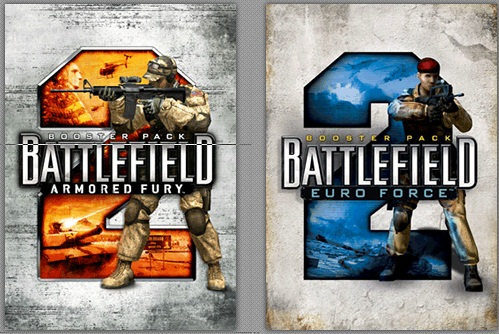 Battlefield 2: Euro Force - full access - Origin acc