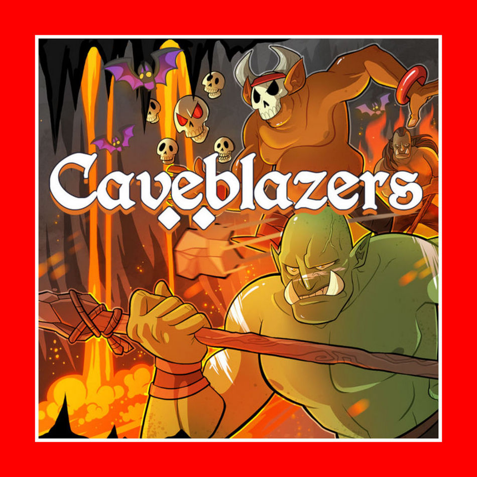Caveblazers ( STEAM KEY / GLOBAL ) ✅