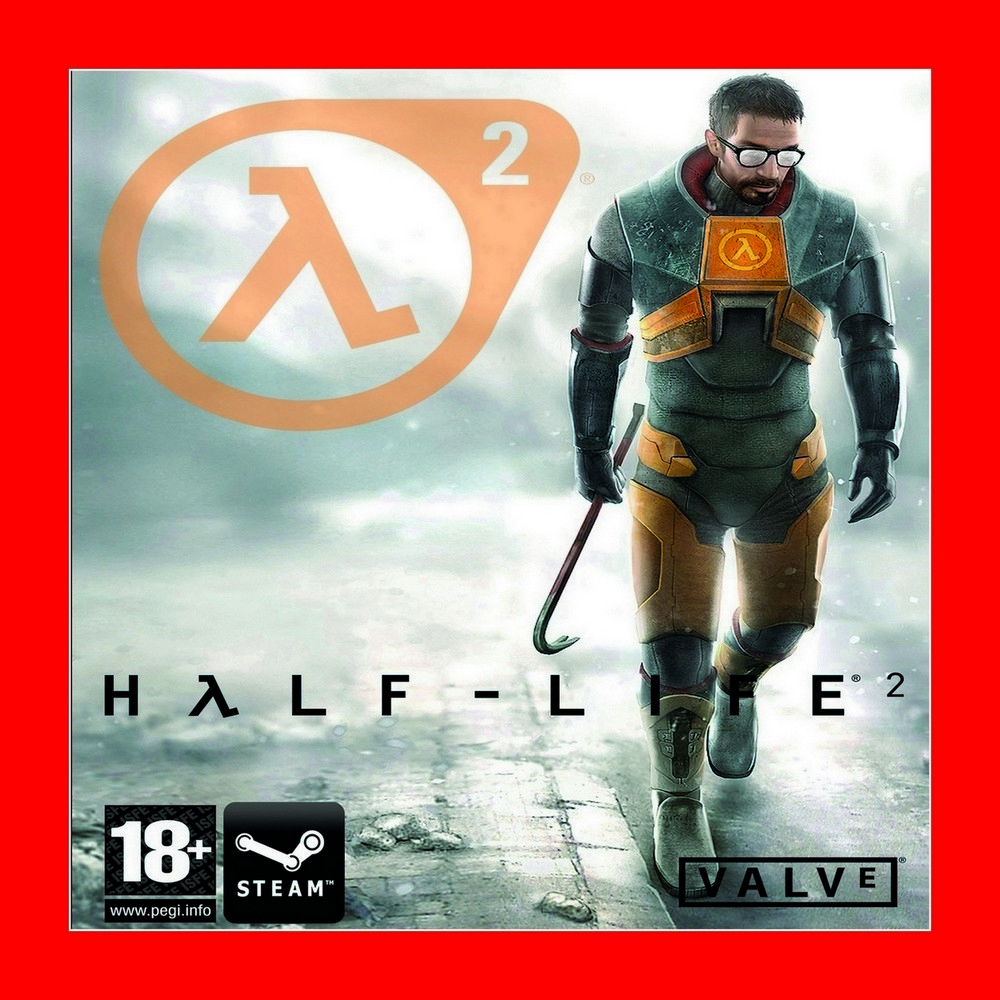 Half-Life 2 ( REGION FREE / STEAM KEY )