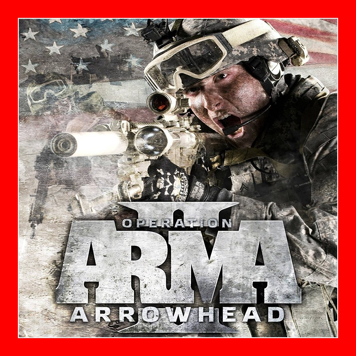 Arma 2: Operation Arrowhead ( REGION FREE / STEAM KEY )