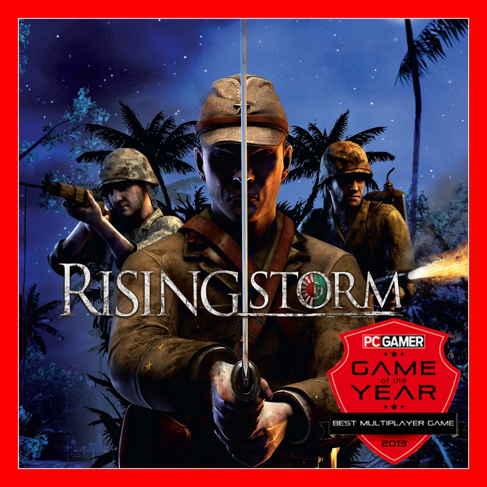 Rising Storm Game of the Year Edition GLOBAL STEAM KEY