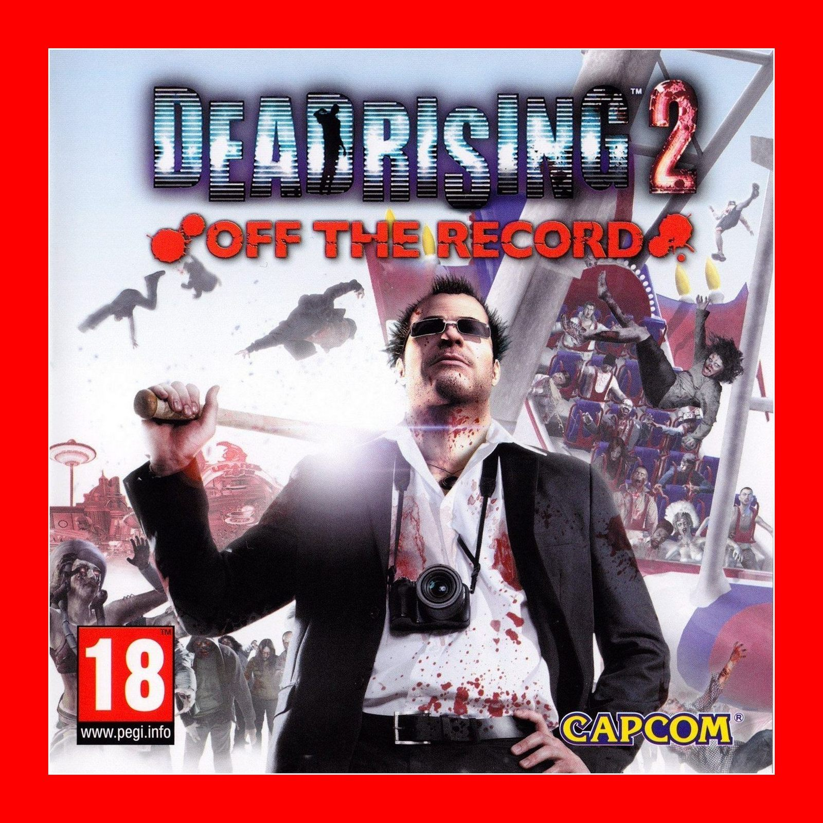 Dead Rising 2: Off the Record ( Steam Key RU + CIS )
