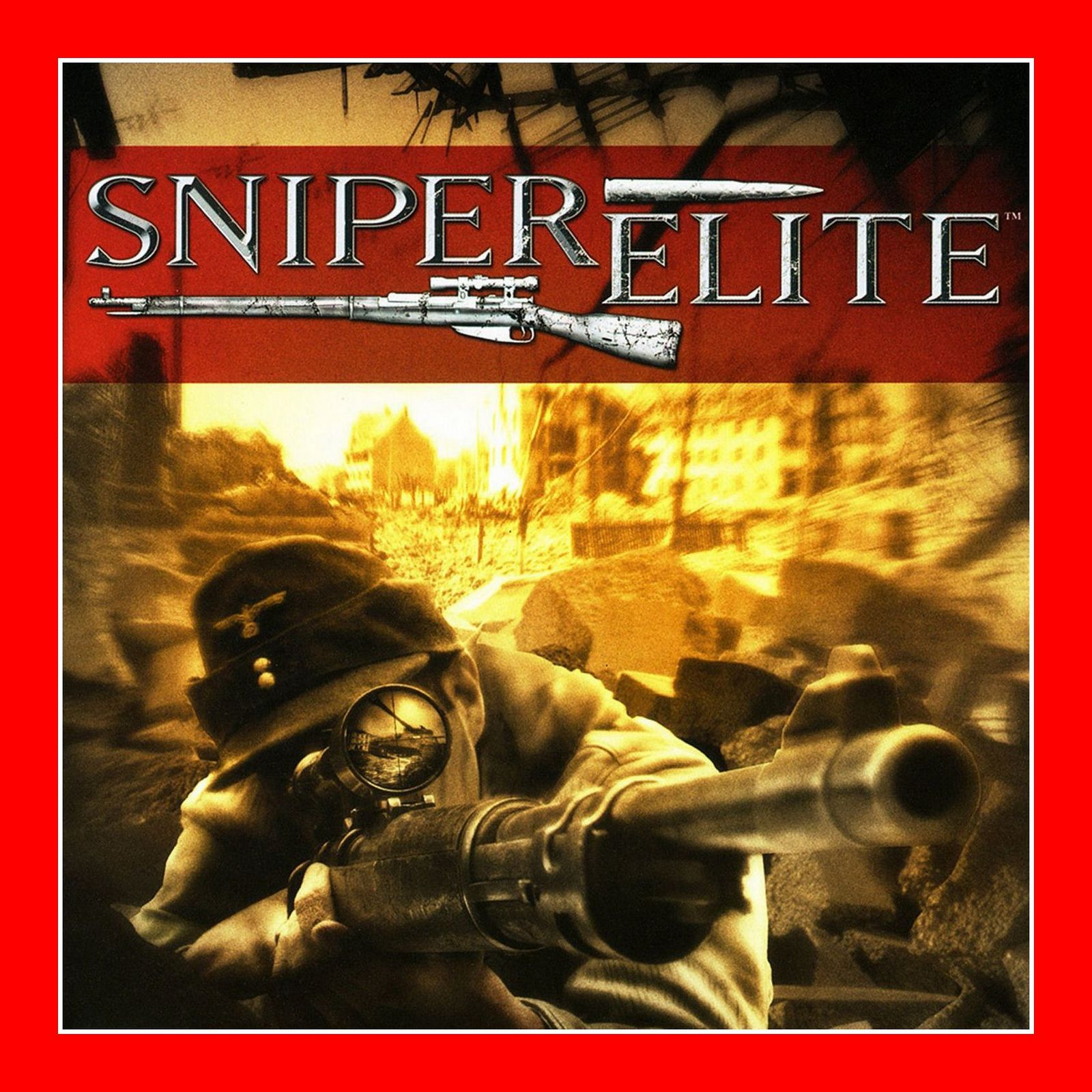 Sniper Elite  ( GLOBAL / STEAM KEY ) ✅