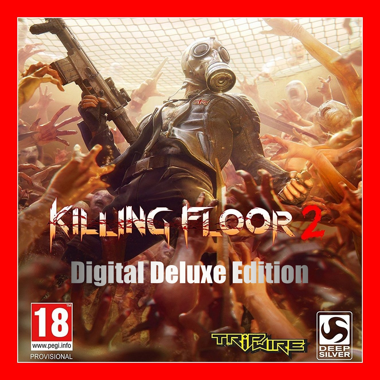 Killing Floor 2 Deluxe Edition ( GLOBAL / STEAM KEY ) ✅