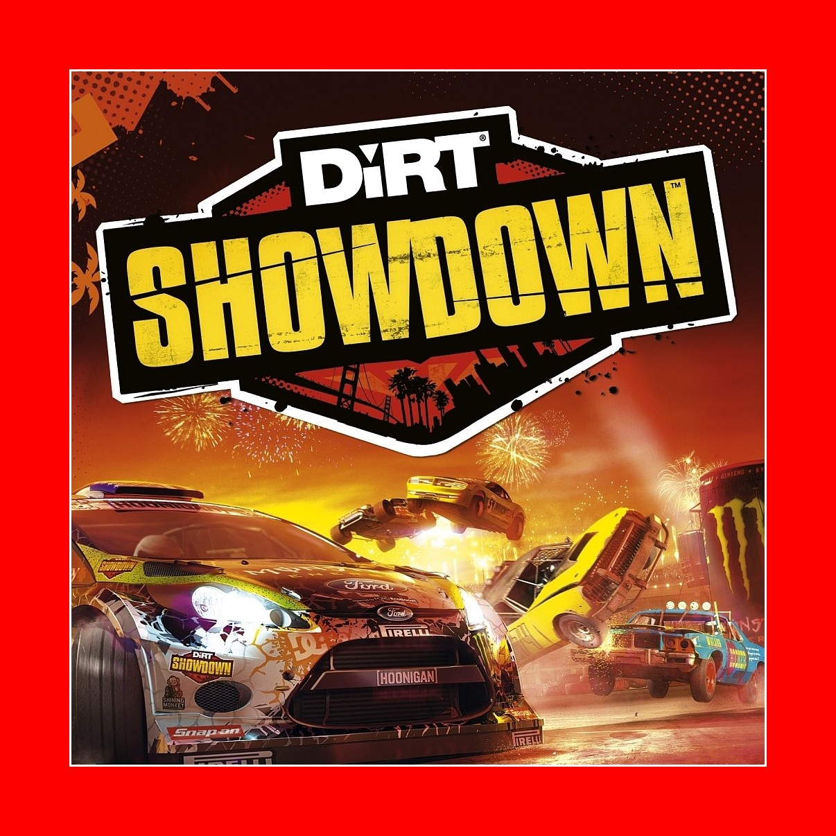 DiRT Showdown ( STEAM KEY / GLOBAL ) ✅