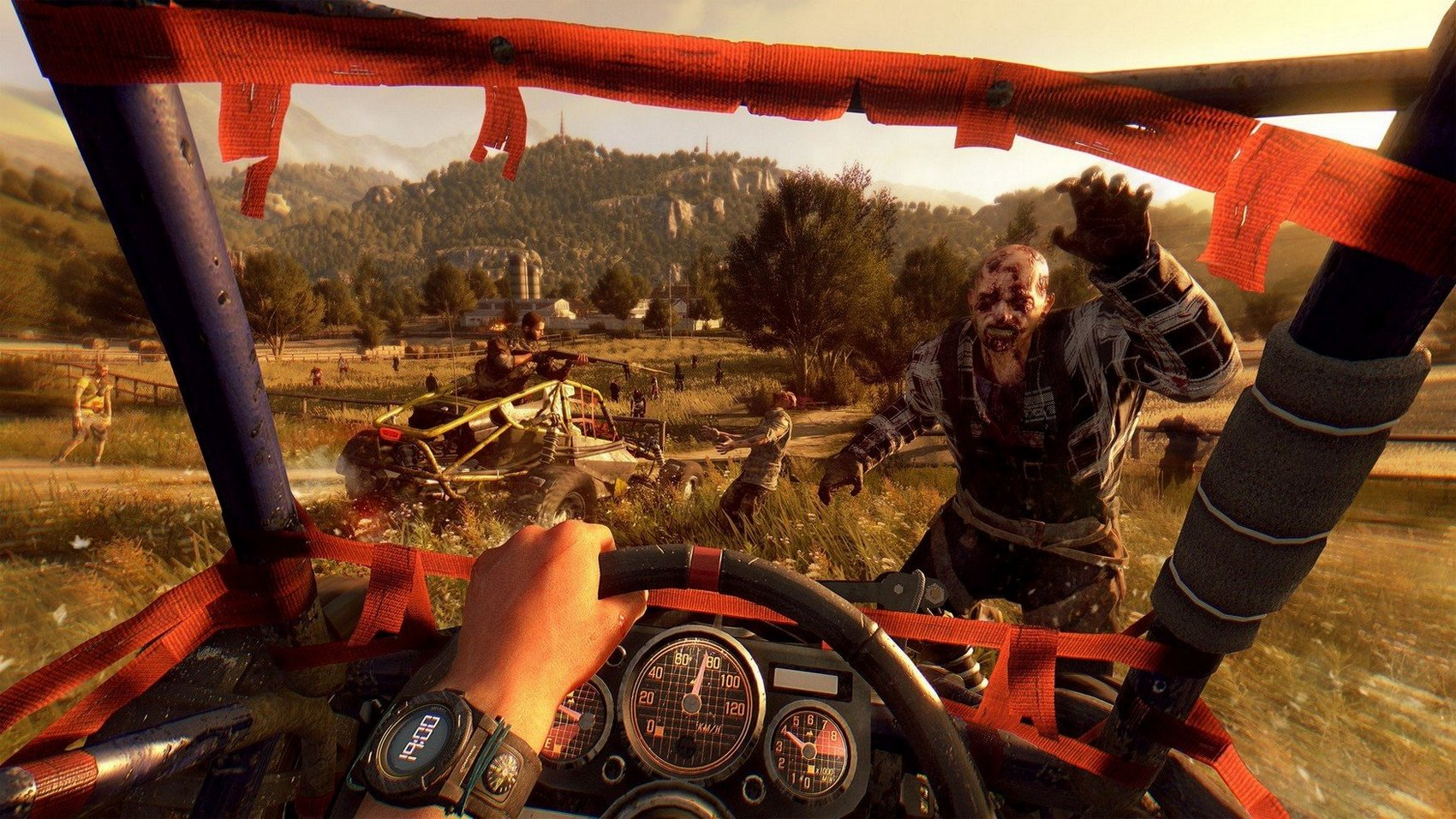 Dying Light The Following Enhanced Edition STEAM RU+CIS