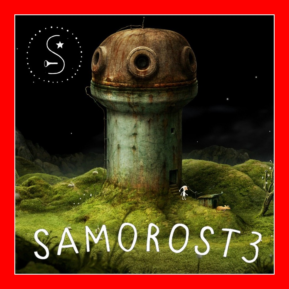 Samorost 3 ( GLOBAL / STEAM KEY )