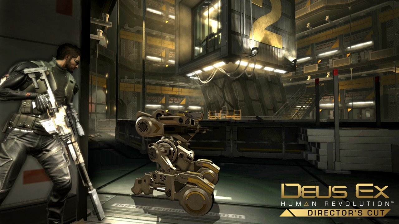 Deus Ex: Human Revolution Director´s Cut | STEAM RU/CIS