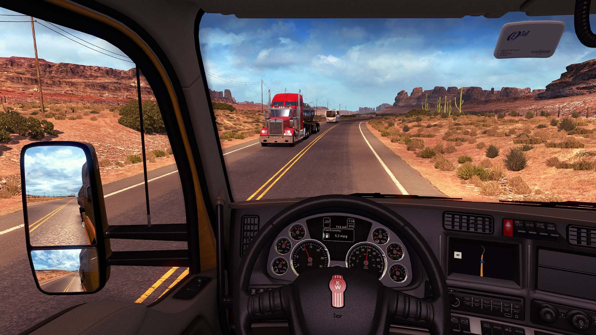 American Truck Simulator ( GLOBAL / STEAM KEY )