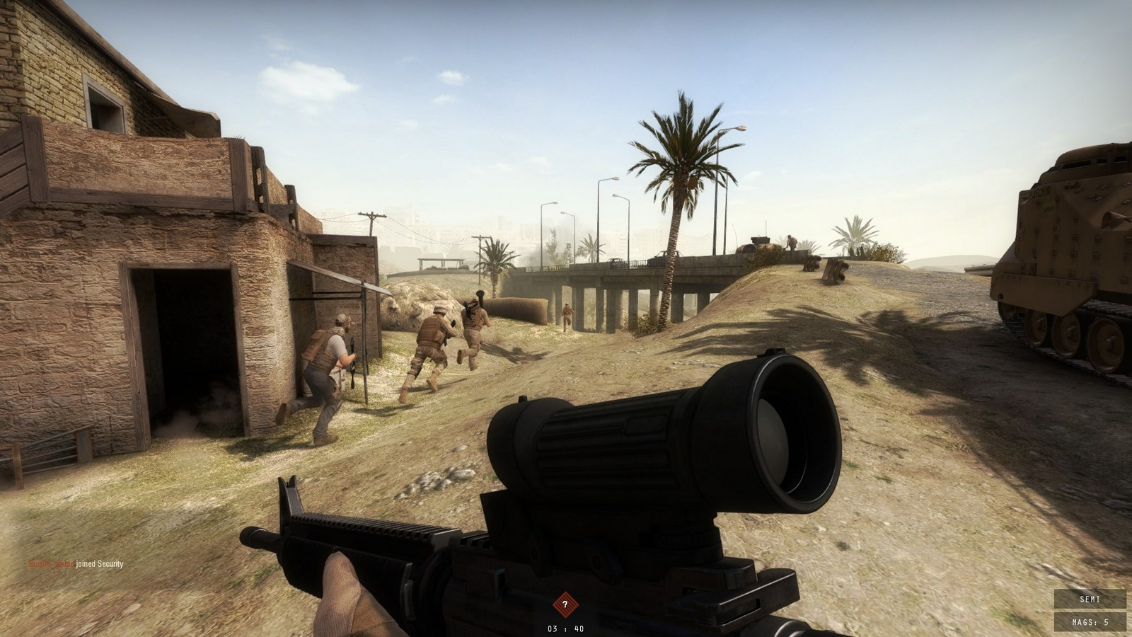 Insurgency ( STEAM GIFT / REGION FREE )