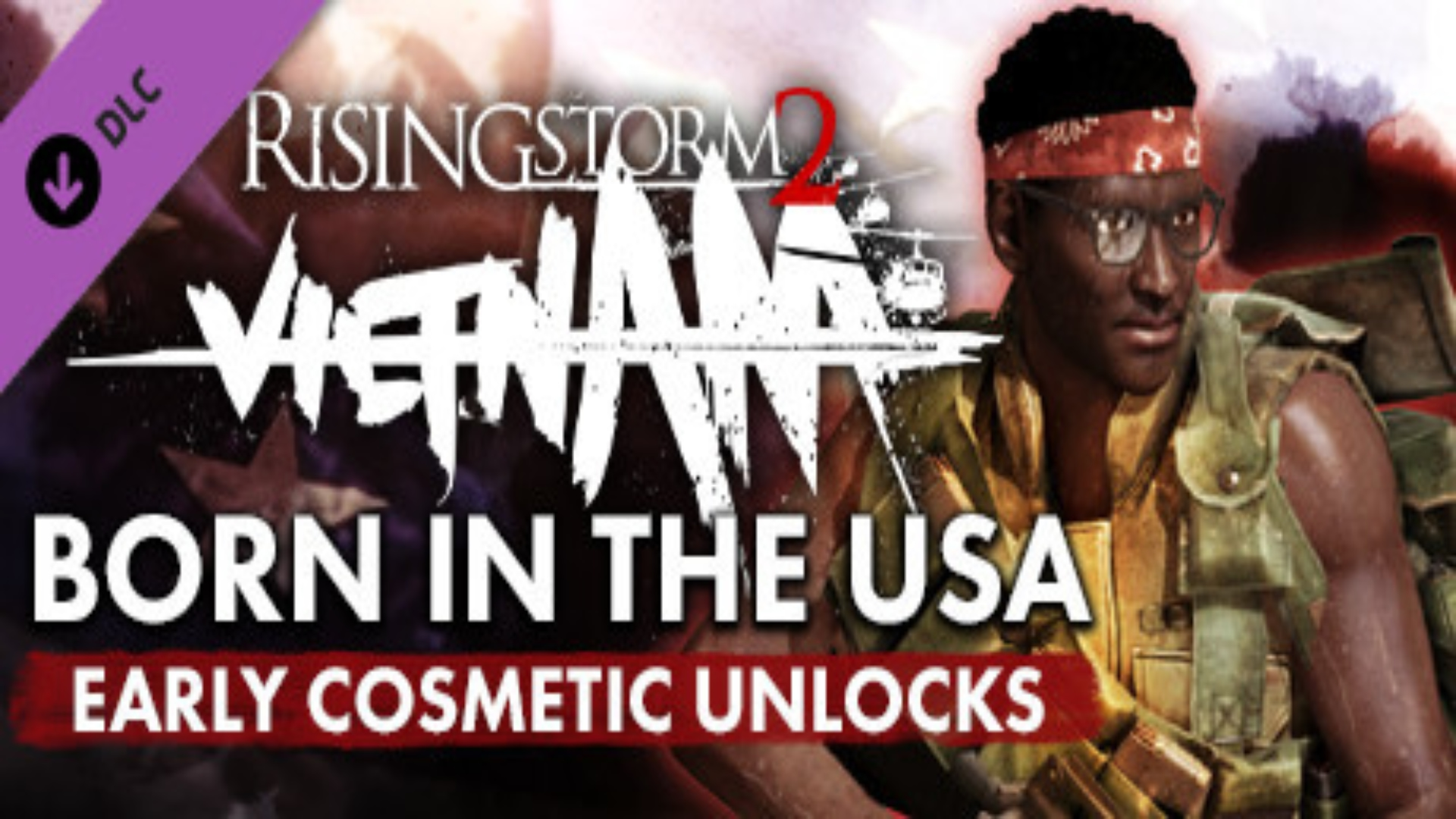 Rising Storm 2: Vietnam + 2 DLC ( GLOBAL / STEAM ) ✅