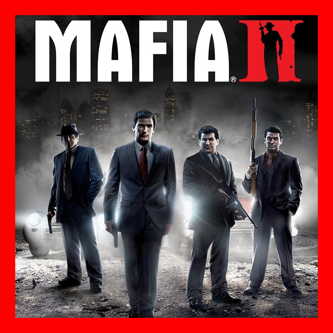 Mafia II: Digital Deluxe Edition | STEAM RU + CIS