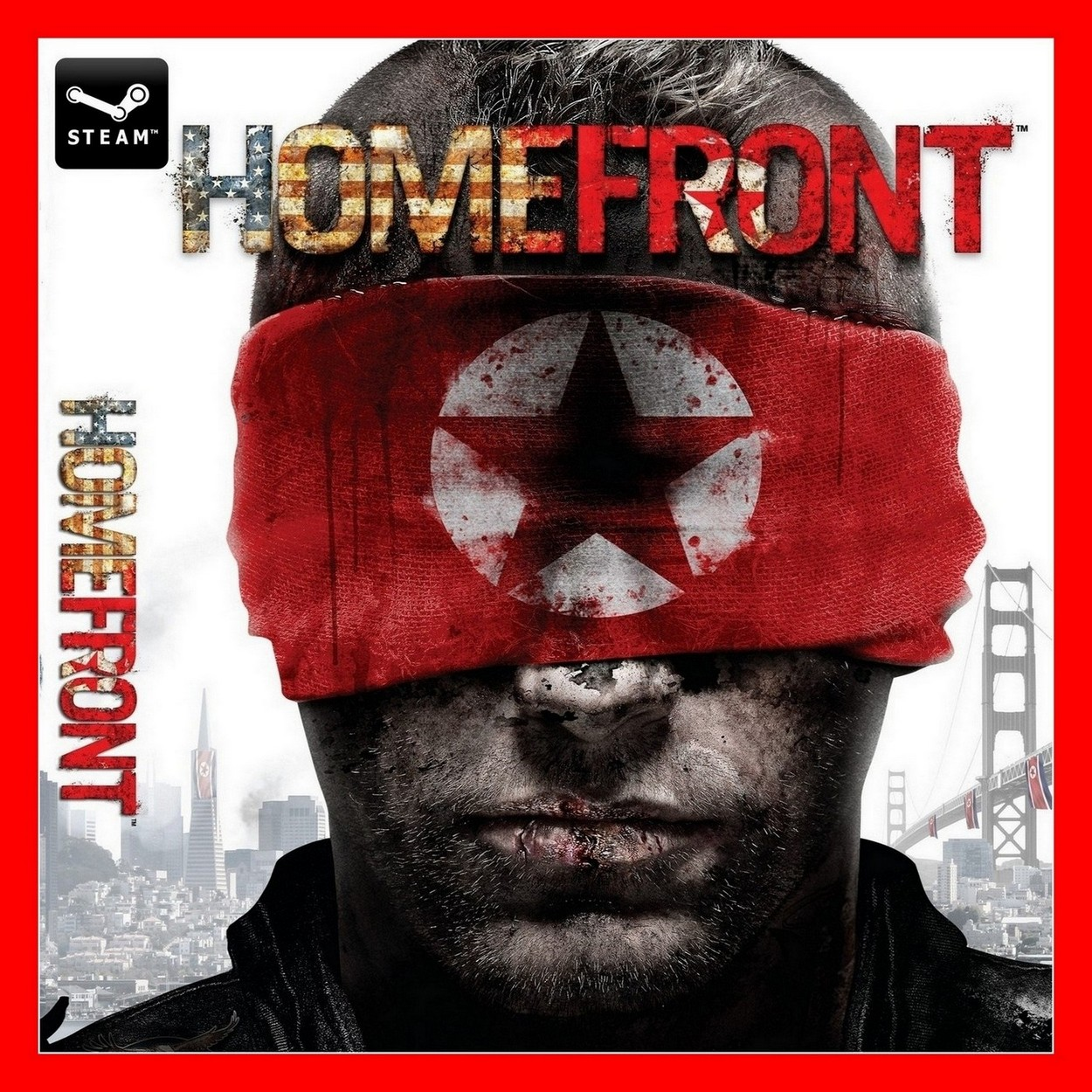 Homefront ( GLOBAL / STEAM KEY ) ✅