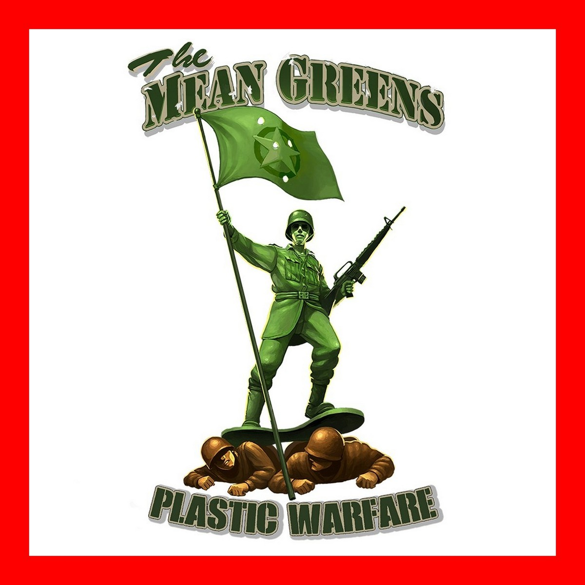 The Mean Greens - Plastic Warfare | GLOBAL / STEAM KEY