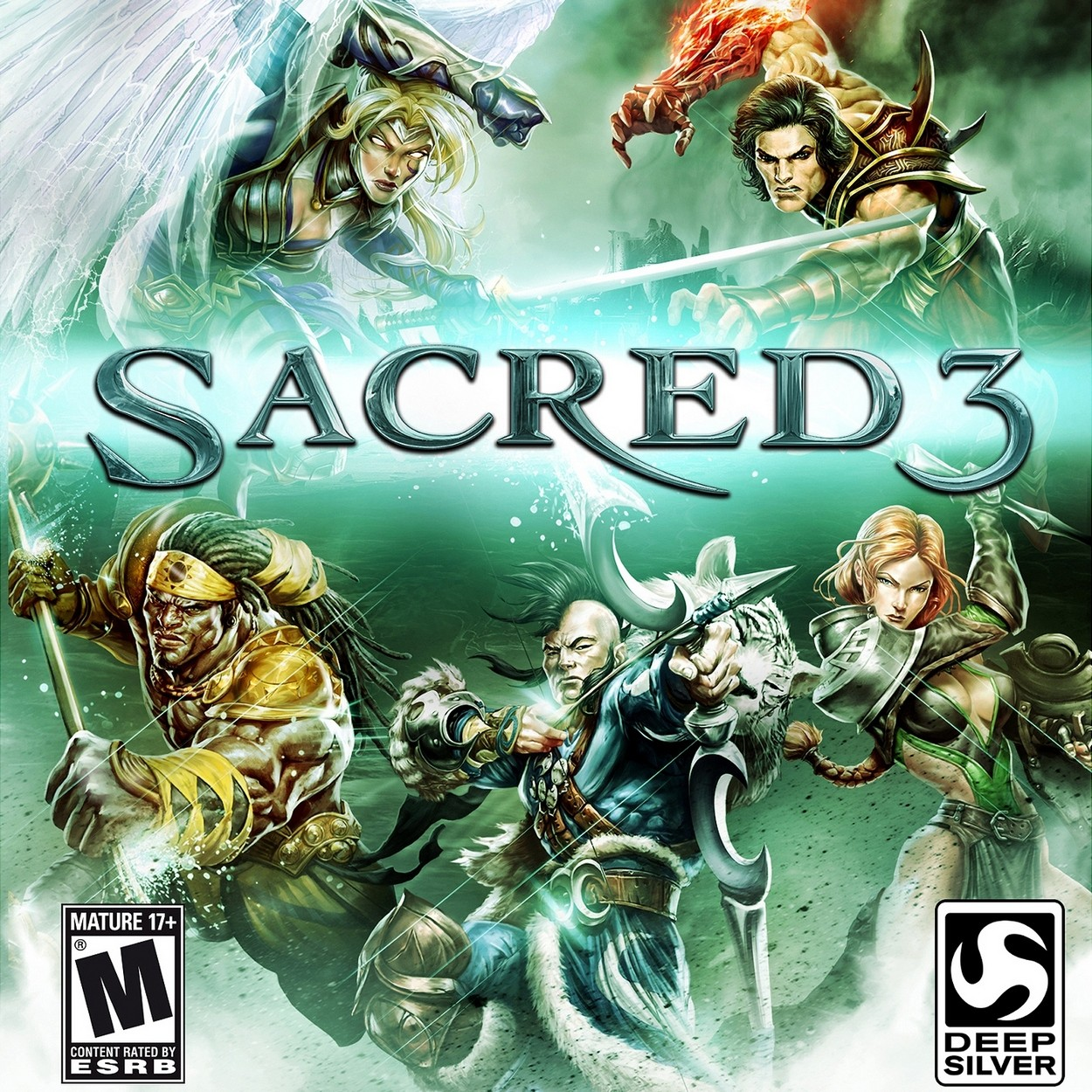 Sacred 3 Gold | STEAM KEY / REGION FREE
