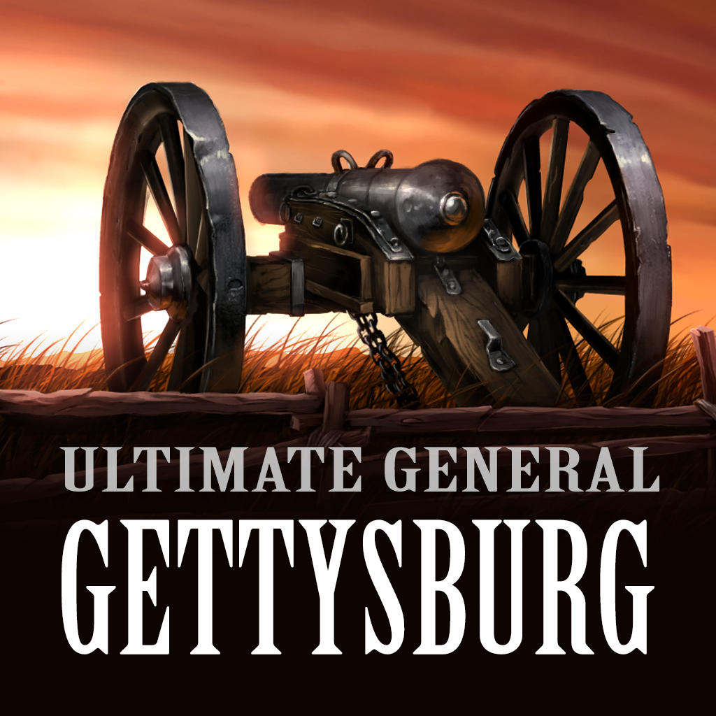 Ultimate General Gettysburg ( STEAM KEY / REGION FREE )