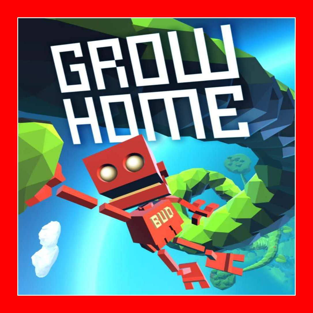 Grow Home ( STEAM KEY / REGION FREE )
