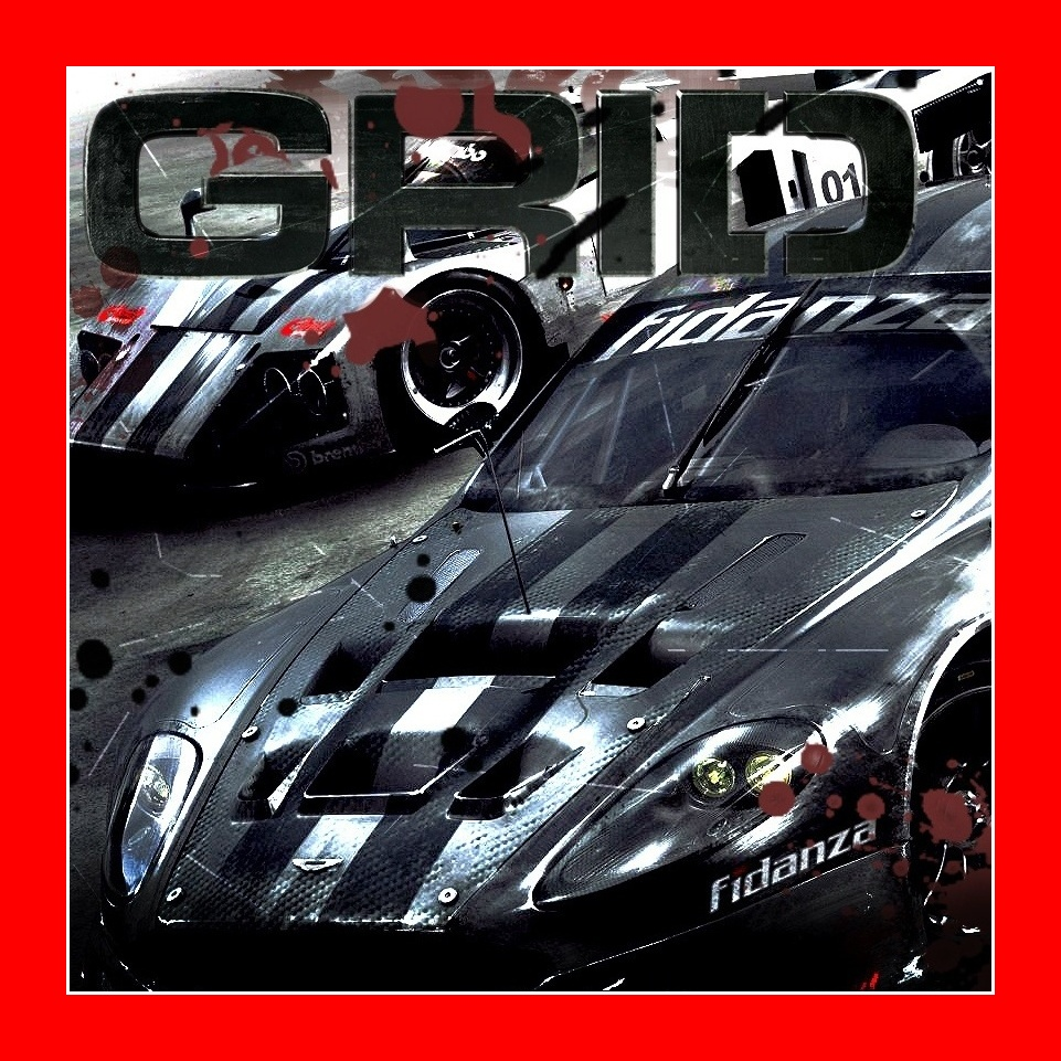 GRID ( REGION GLOBAL / STEAM KEY / MULTILANGUAGE )