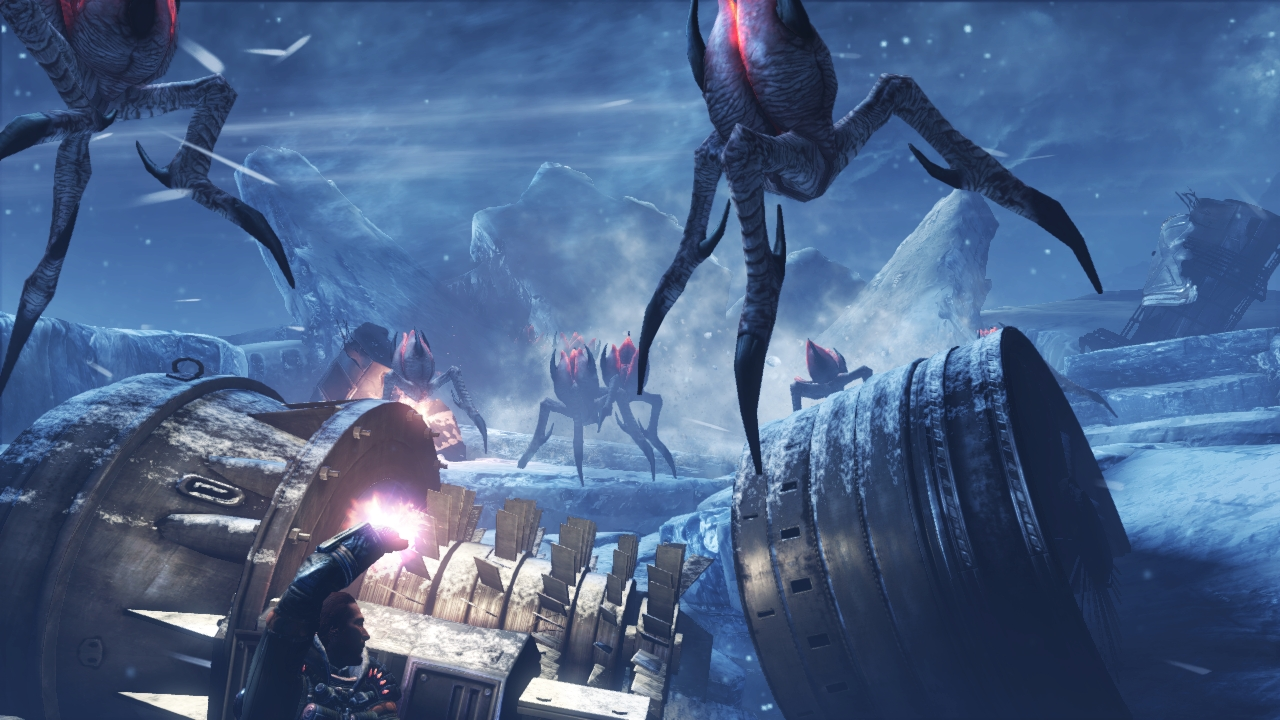 Lost Planet 3 Complete Pack | STEAM KEY RU + CIS