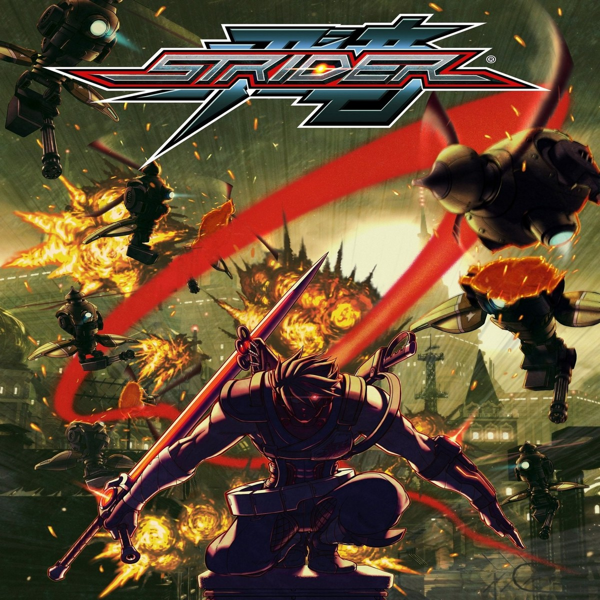 STRIDER | STEAM KEY / RU + CIS &#9989