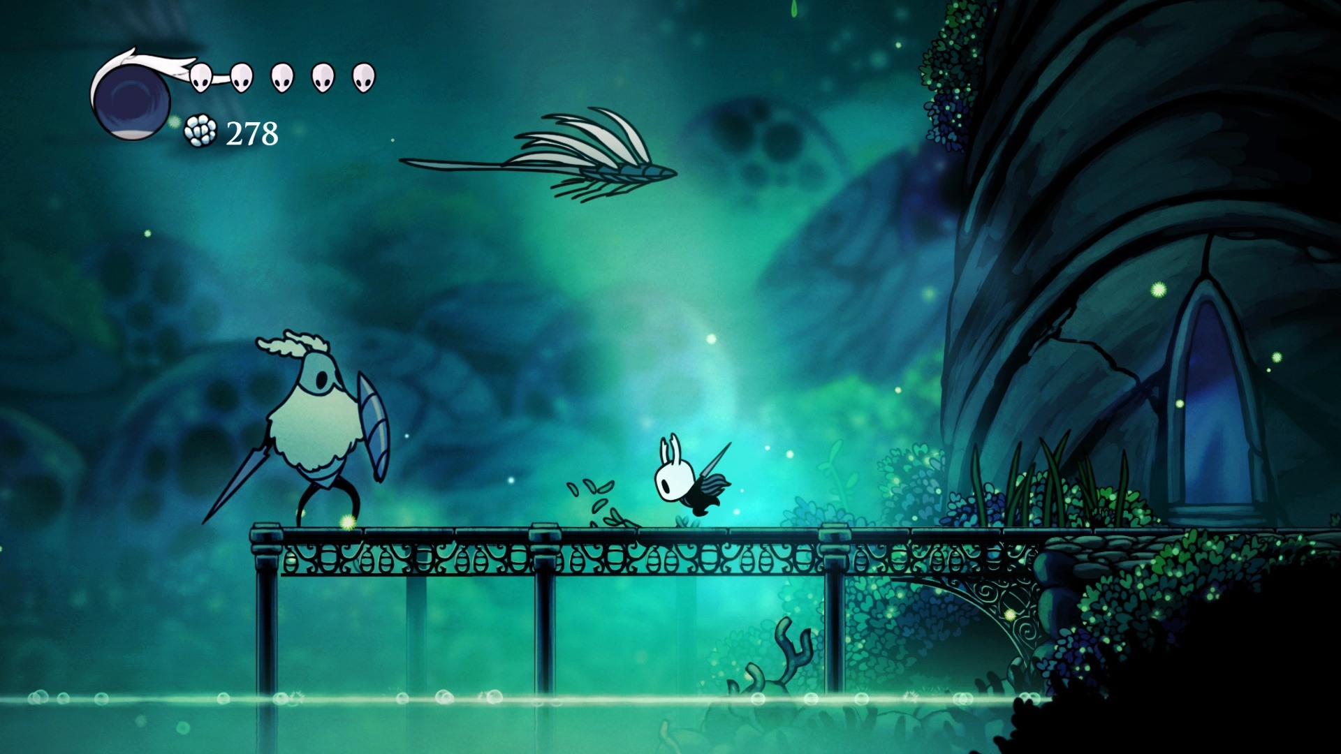Hollow Knight ( STEAM KEY / GLOBAL ) &#9989